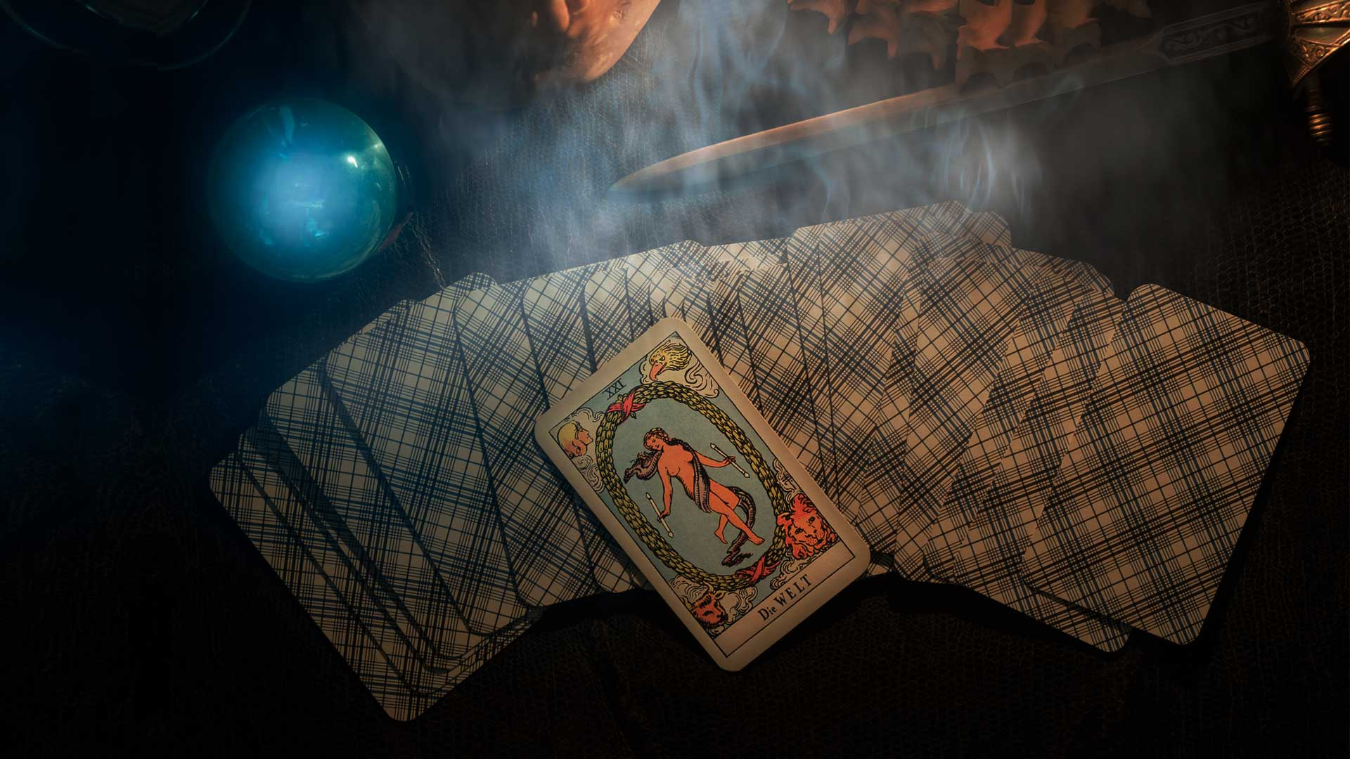 Zoltar Spricht Big Film Tarot Zirkus Escape Room Essen