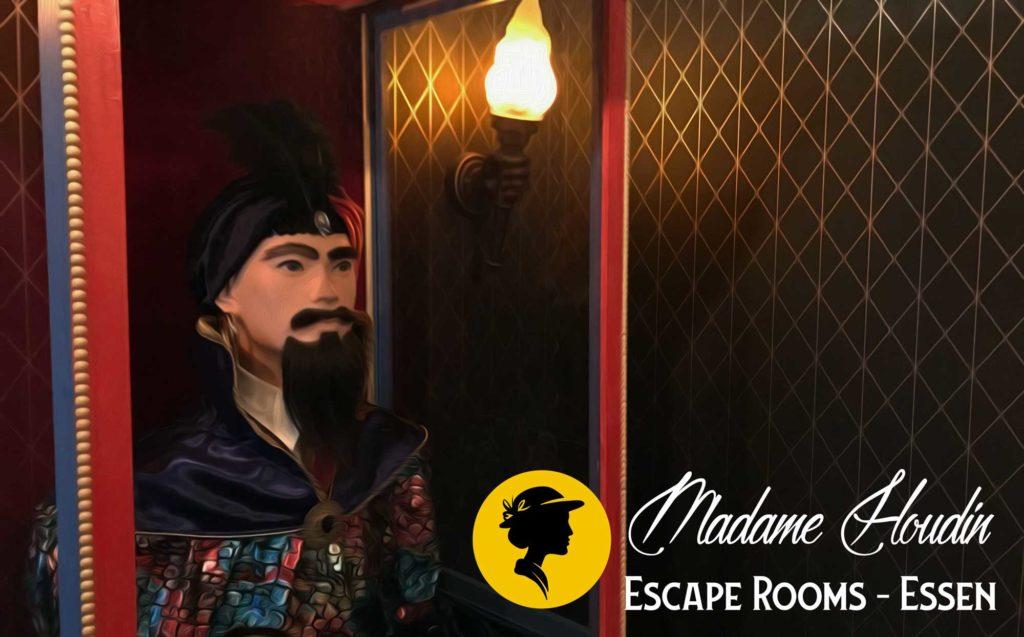 Zoltar Spricht  Escape Room Ruhrgebiet Essen